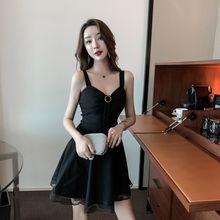 Женское мини платье сексуальное для ночного клуба с открытыми