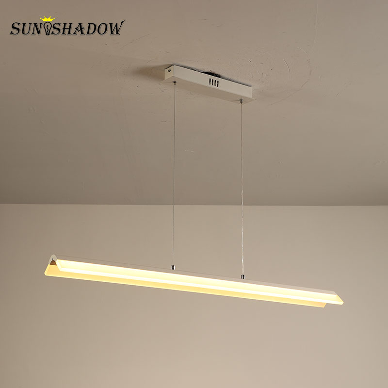 L100cm 28w Modern Led Pendant Light For
