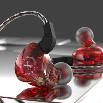 Sport Wired Headphones Running Earphone Computer Earphones Gamer Headset Handsfree Earbuds for Redmi Umidigi F2 MP3 audifonos 6