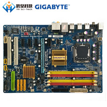 Gigabyte GA-EP43-S3L Intel P43 Original Used Desktop Motherboard LGA 775 DDR2 16GB SATA2 USB2.0 ATX цена 2017