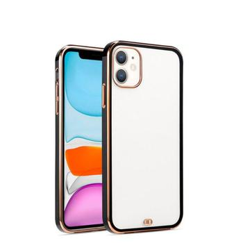 Luxury Shell Shockproof Electroplating Cover Is Suitable For IPhone 12 Mini Pro MAX Case Solid Color image