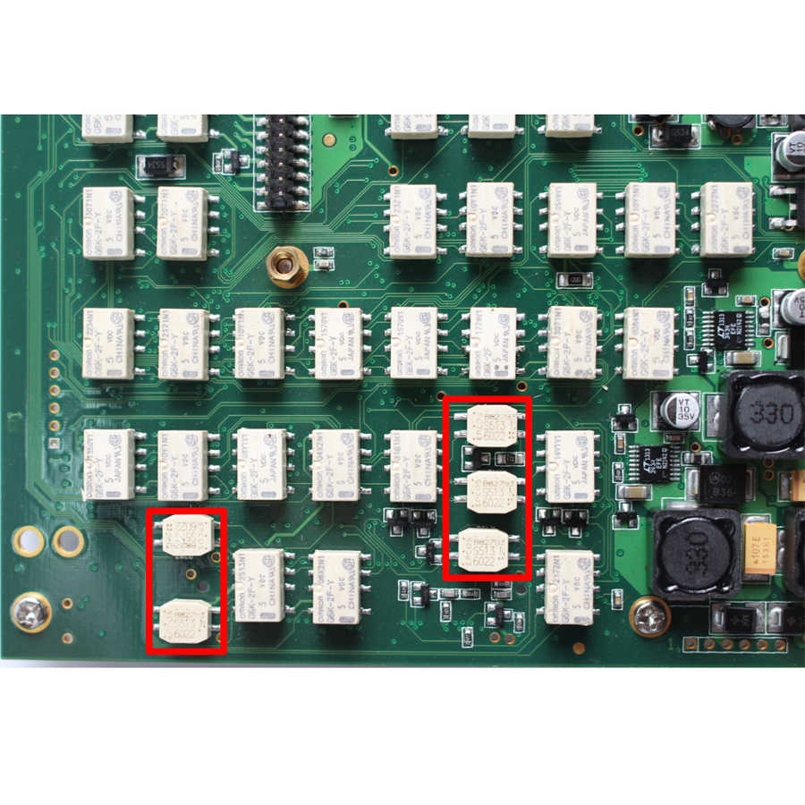 Chip completo de la mejor calidad, relés NEC MB SD conectar compacto 4 MB Star C4 Software 2019,09 herramienta de diagnóstico SD C4 con Wifi (12V + 24 V)