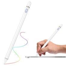Универсальный емкостный стилус для сенсорного экрана, умная ручка для IOS/Android, Apple iPad, телефон, умная ручка, стилус, стилус, сенсорная ручка
