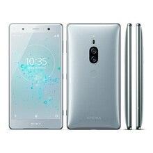 New Original Sony Xperia XZ2 Premium H8166 Dual SIM 6GB 64GB Mobile Pho