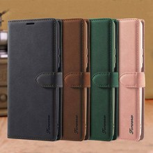Retro Case For Iphone 6 6s 7 8 Plus X XR Cover For Iphone 11 12 Pro XS Max SE 2020 12 Mini Case Leather & Magnetic Flip Fundas