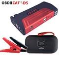 Высокое качество OBDIICAT-D5 12В портативный мини автомобиль стартер прыжок автомобиля Jumper Booster Power Bank для бензинового автомобиля батарея автомат...