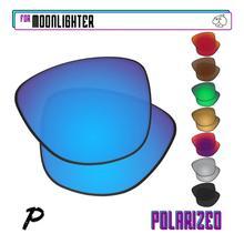Replacement Lenses For-Oakley Sunglasses-Multiple-Options Polarized Moonlighter