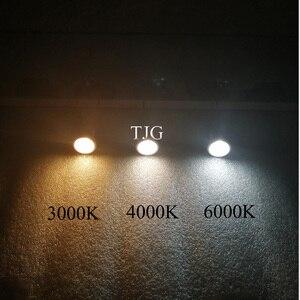 Image 3 - Dimmable Super Bright MINI 3W GU10 MR11 LED หลอดไฟ LED สปอตไลท์สีขาวอุ่นสีขาวเย็นสีขาวธรรมชาติหลอดไฟ LED 3000 K 4000 K 6000 K