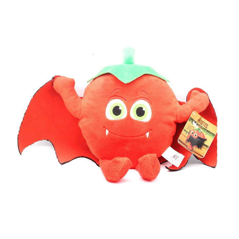 2019 Hot Funny Carrot Pear Tomato Fruits Vegetables Cauliflower Mushroom Blueberry Apple Onion Starwberry Soft Plush Doll Toy