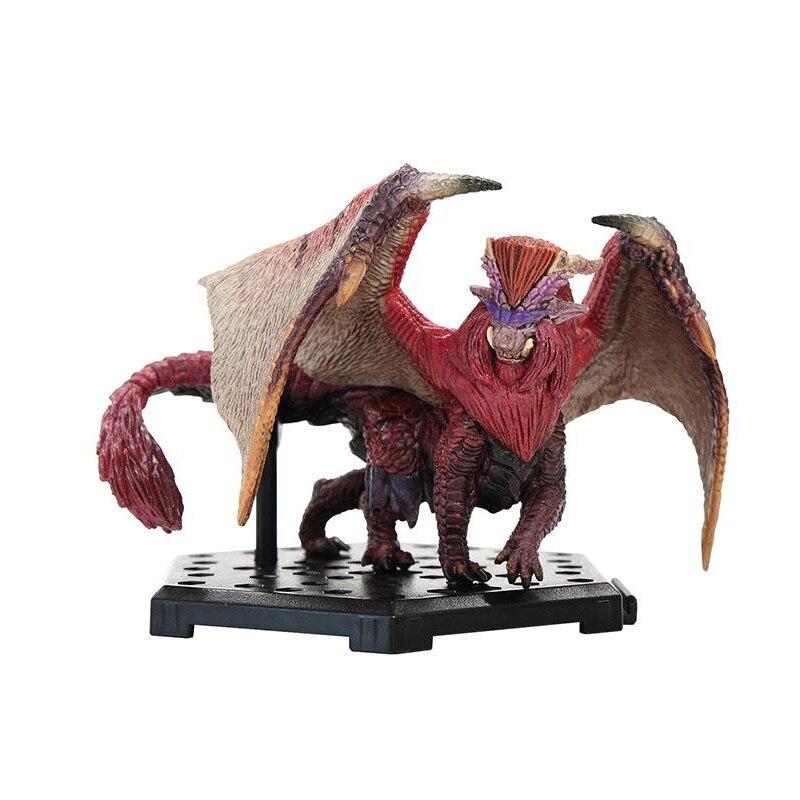 Original Kids Toyss Action Figure Monster Hunter World Dragon Model Toyss Monster Generations Ultimate Christmas Gifts