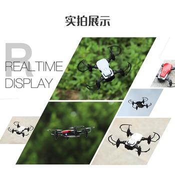 Halolo LF606 Mini Drone with Camera wifi FPV Foldable RC Mini Quadcopter with 4K Camera HD Altitude Mini Kids Toy RC Helicopter 5
