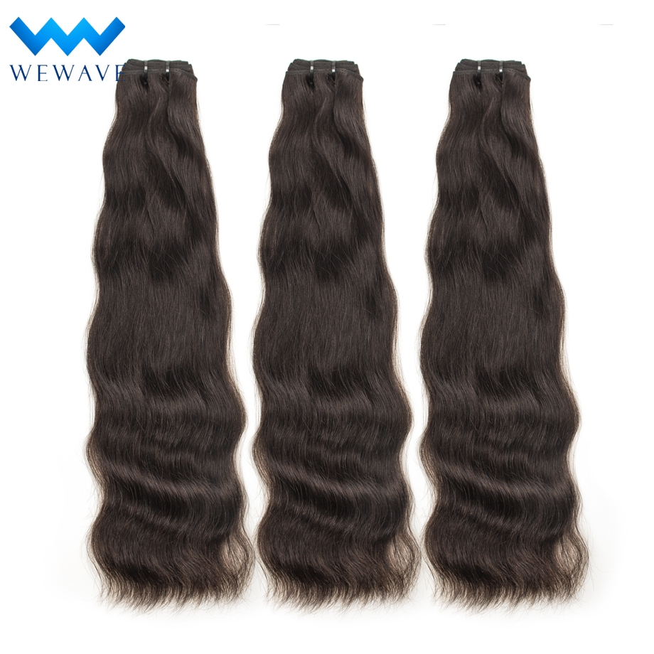 Raw Indian Straight Virgin Human Hair Weave Bundles Natural Color Short Hair Extension Long For Black Women 1 3 4 Bundles