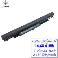 Bateria hs04 do portátil de gzsm para hp pavilion 14 ac0xx bateria para o portátil 15 ac0xx 255 245 250 g4 240 HSTNN LB6V bateria do portátil