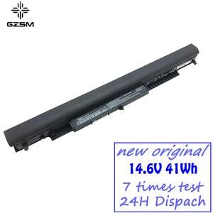 Image 1 - GZSM Laptop Battery  HS04  For HP Pavilion 14 ac0XX battery for laptop 15 ac0XX 255 245 250 G4 240 HSTNN LB6V Laptop Battery