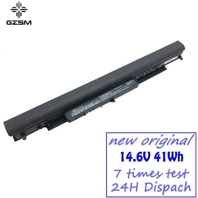 GZSM Laptop Battery  HS04  For HP Pavilion 14 ac0XX battery for laptop 15 ac0XX 255 245 250 G4 240 HSTNN LB6V Laptop Battery