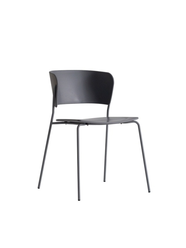 Nordic Dining Chair Backrest Simple   Commercial Coffee  Makeup  Ins  Ins  Designer