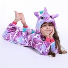 Кигуруми ; пижамы с животными для детей; фланелевые пижамы для маленьких мальчиков и девочек с рисунком динозавра, медведя, кота, Человека-паука; детские пижамы