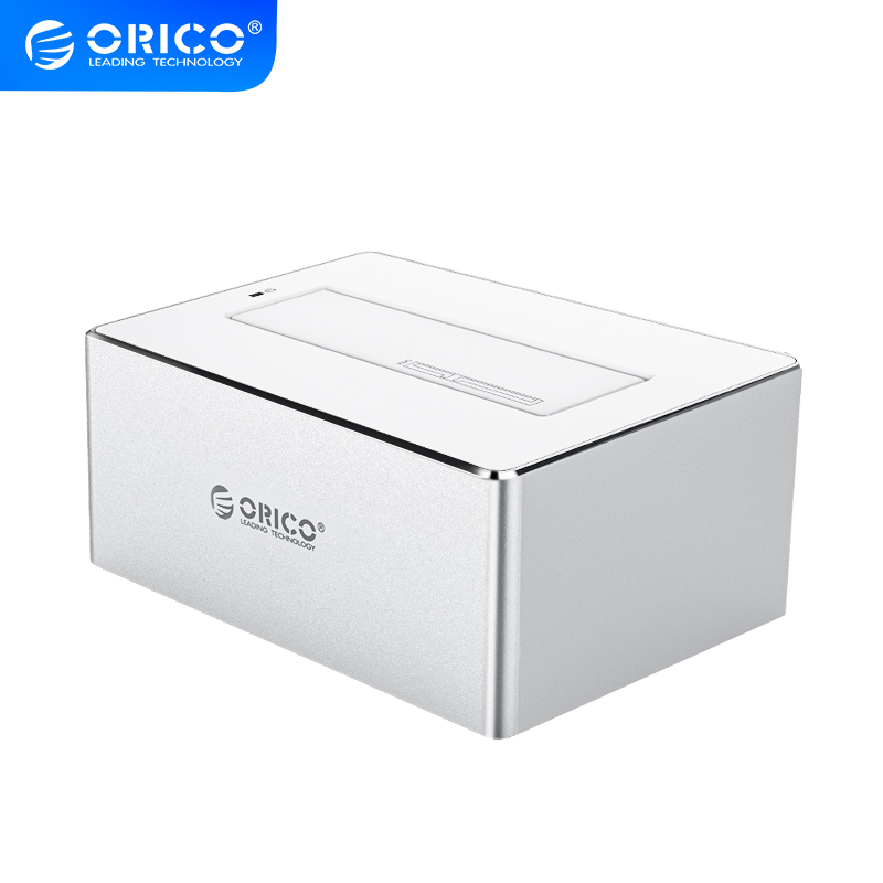 ORICO HDD Case 2 5   3 5   HDD Docking Station SATA to USB 3 0 HDD Enclosure Support UASP Aluminum Hard Disk Case Tool Free SSD