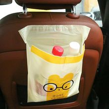 Multifunction Practical Garbage Bag Office Car Garbage Bag Disposable Large Capacity Trash Bag For Auto Vehicle Office Kitchen