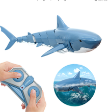 Remote control shark summer water toys