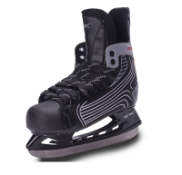 New Winter Adult Teenagers PU Professional Thermal Warm Thicken Ice Skates Shoes With Ice Blade Comfortable Beginner