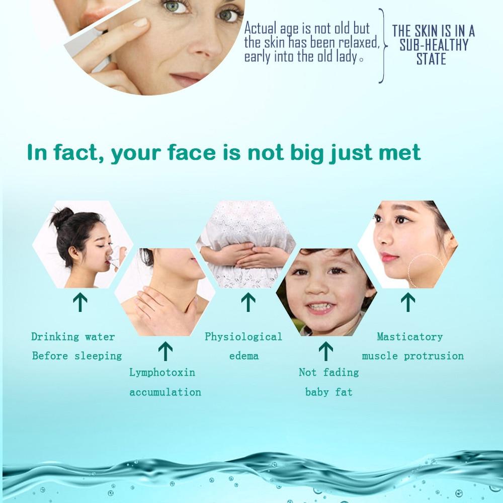 3D роликовый массажер для лица массаж Y Форма удаления морщин лицо-лифт ролик ручной полный Расслабление тела инструмент дропшиппинг