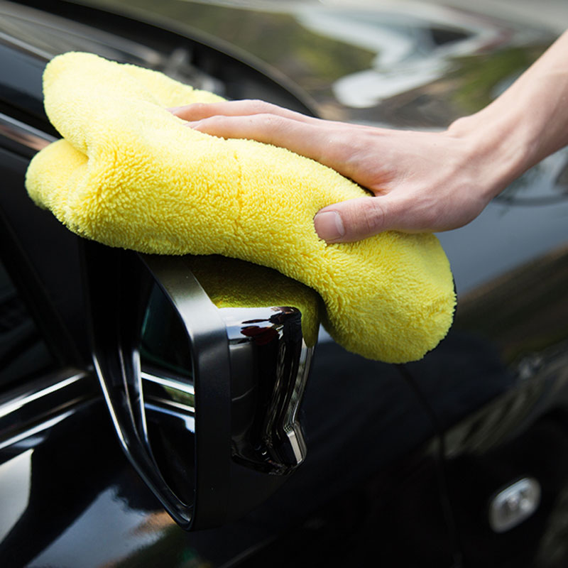 2020 new 30 * 30 car wash towel for <font><b>Mazda</b></font> 2 3 <font><b>5</b></font> 6 CX5 CX7 CX9 Atenza Axela image