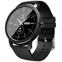 2021 howear hw21 relógio inteligente das mulheres dos homens ip68 à prova dip68 água bluetooth monitor de sono fitness heart rate tracker smartwatch pk w46 iwo