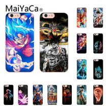 Maiyaca Dragon Ball Goku Phone Accessories Case for iPhone 1