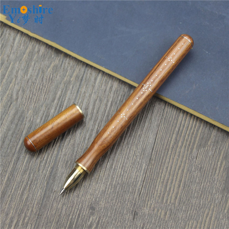 Emoshire Roller Ball Pen Brand Stationery (3)