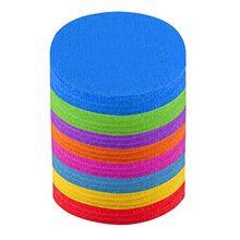 Отметьте его сидячие ковровые пятна, чтобы обучить набор из 30 ковровых кругов маркерные точки для дошкольного детского сада и начальной школы
