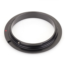 Pixco 52mm 77mmLens Macro Inverse Adaptateur Bague Costume Pour Canon EOS 60D 50D 40D 30D 100D 760D 750D 700D 650D 600D 550D 500D 450D