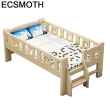 Bois Tempat Tidur Tingkat Yatak Chambre Hochbett litera деревянная спальня с подсветкой Enfant Muebles Cama Infantil детская мебель кровать