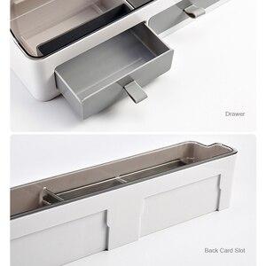 Image 4 - Без перфорации, органайзер для ванной комнаты, стеллаж для шампуня, аксессуары для ванной комнаты
