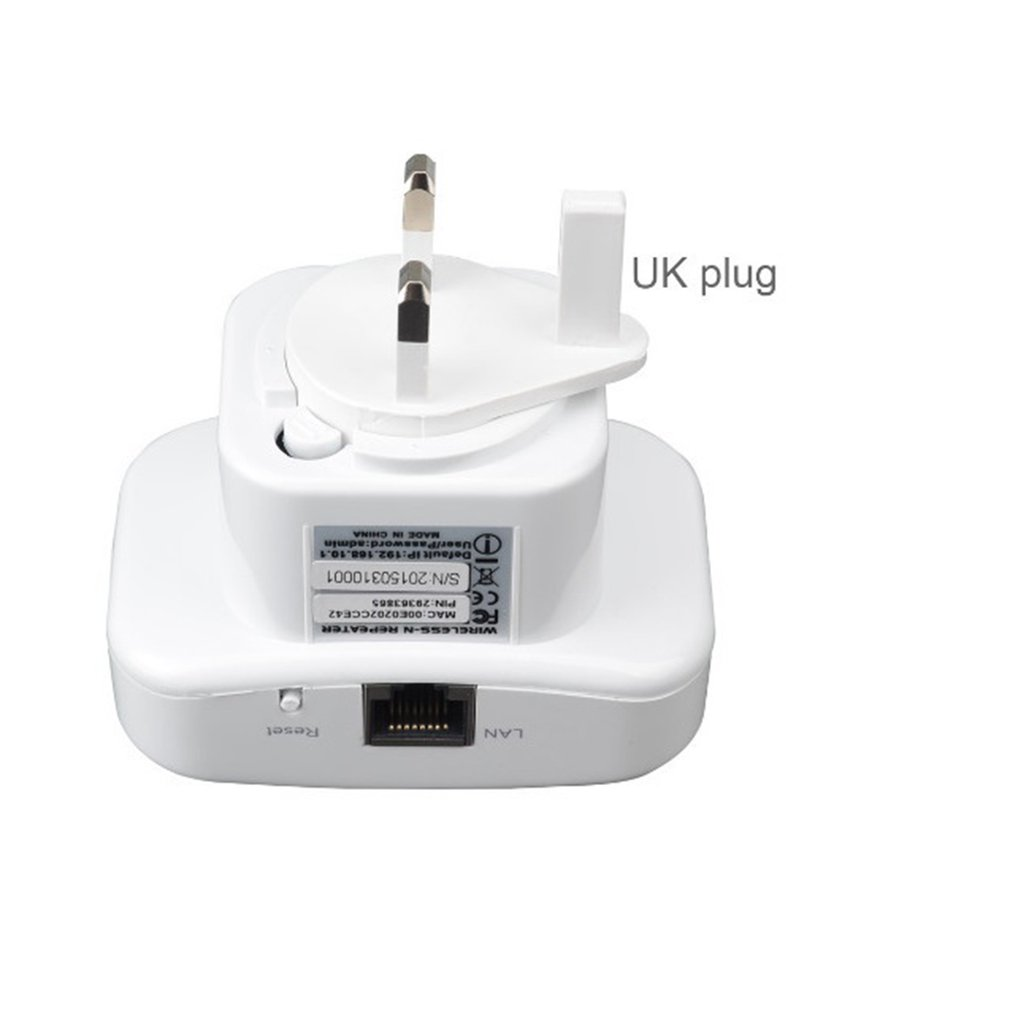 Wireless Network Repeater Wifi Signal AmplifierWifi Router Dual Band Repeater High Power Wifi Signal Amplifier
