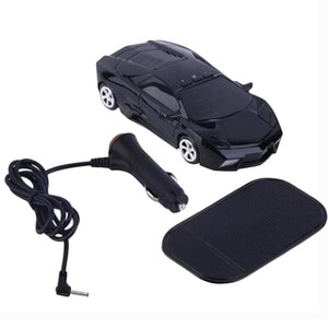 Car Radar Detector Flow Velocity LED Display Speed Radar Anti Radar Electronic Dog English/Russian Car Speed Testing System