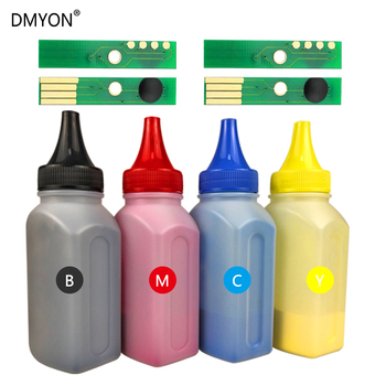 DMYON Toner Powder Compatible For Fuji Xerox DocuPrint CP305 CP305b CP305d CP305EG CM305 CM305df C1110B C1110 Printer With Chips цена 2017