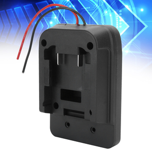 Image 5 - Battery Conversion Base Adapter Compatible for DW 18/20V for Milwaukee M18 Battery Conversion Base Adapter DM18V DIY New Brand