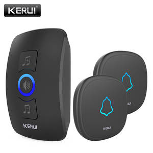 KERUI Doorbell-Kit C...