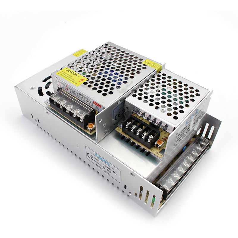 AC DC 24V 12V Voeding 3V 5V 9V 12V 15V 18V 24V 36V Voeding 1A 2A 3A 5A 6A 8A 10A 20A Verlichting Transformers LED Driver