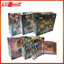 240 pçs/set de yugioh raro flashcard yu gi oh jogo cartão de papel das crianças brinquedo menina menino coleção yu-gi-oh cartão presente de natal