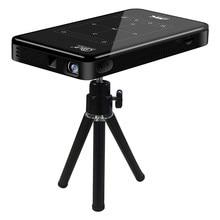 Mini projecteur Portable DLP, Android 9.0, 2.4G, 5G, WiFi, Bluetooth, 4K, HD, pour Home cinéma