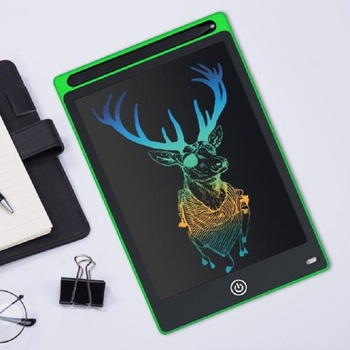 LCD Writing Tablet 8.5 12 6.5 inch Digital Drawing Electronic Handwriting Pad Message Graphics Board Kids Writing Board Lock key lcd screen writing pad digital drawing pad 8 5 12 inches handwriting board portable electric board for office learning