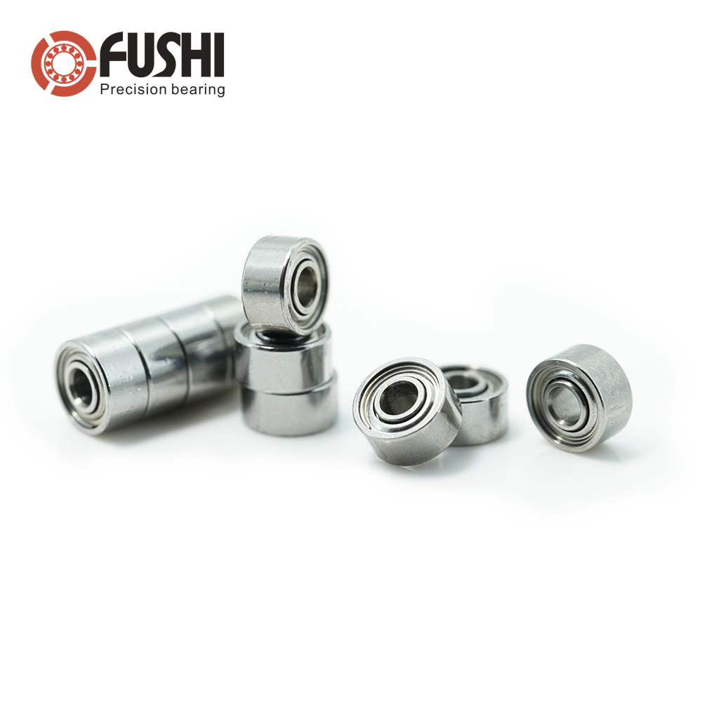 P6P9 10X 1,5 x 4 x 2 681XZZ Miniatur Kugellager Mini Lager 681X-ZZ X0Q6 *2mm 4