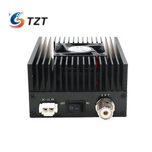Image 5 - TZT الرقمية RF مكبر كهربائي VHF 136 170Mhz 40 واط راديو DMR مكبر للصوت راديو FM السلطة أمبير
