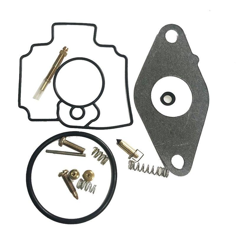 TC-Home Carburetor Rebuild Kit for John Deere 345//425 445 FD620D FD620 Engine MIA11386 MIA12362 AM118872 Carb