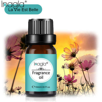 Inagla La Vie Est Belle Fragrance Essential Oils 10ml Pure Plant Fruit Oil For Aromatic Aromatherapy Diffusers Flowerbomb Oil 1