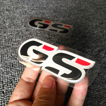 Trunk Stickers For BMW R1250GS R1200GS F850GS F800GS G310GS R 1250 1200 850 800 GS gsa Luggage Aluminum Cases Tail Top Panniers image