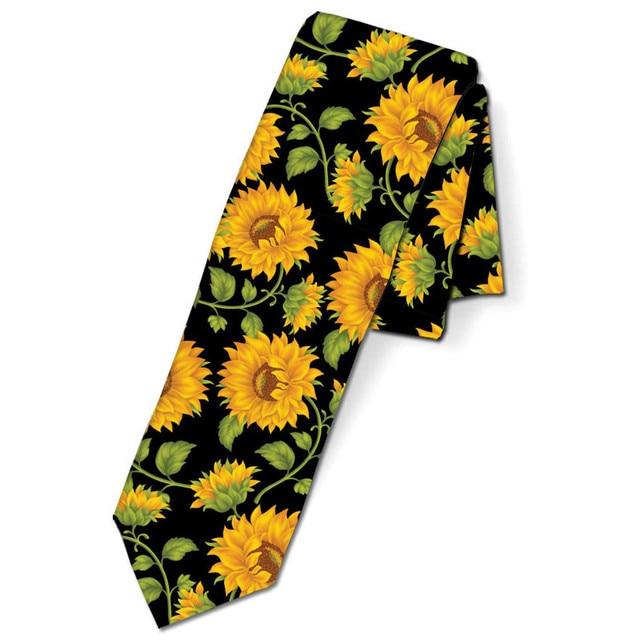 Модный мужской галстук 8 см деловой стиль 3