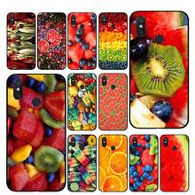 Taste Of Islands Summer fruits TPU Phone cases for Xiaomi Redmi GO 4 5 6 7 Pro 4A 4X 5A 5Plus 6A Back cover(China)